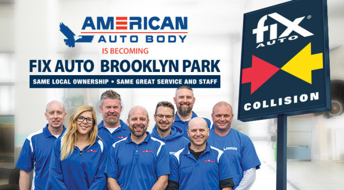 American Auto Body Has Joined the Fix Auto USA Family